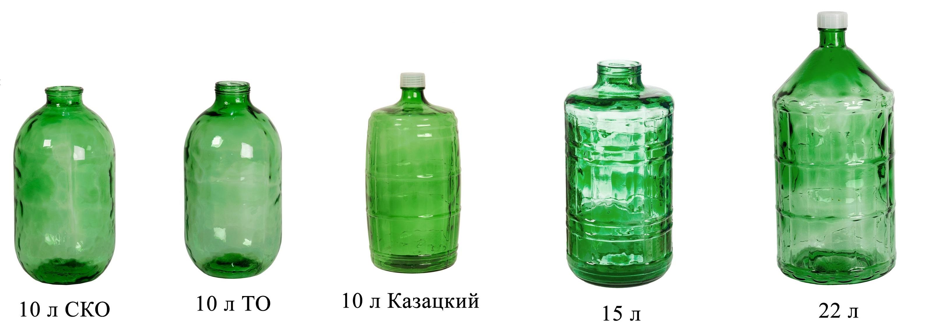 Презентация бутыли