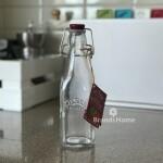 KILNER Бутылка clip top квадратная 250 мл 1